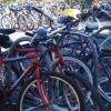 Vacationing: Sunriver Bike Parking