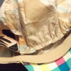 Guest tutorial: DIY Cycling Cap with a Vintage Twist