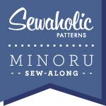Minoru coat sew-along at Sewaholic