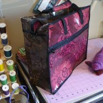 Pannier tutorial featured in Crafty Crafty