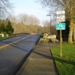 My bike commuting wishlist: signage for cars