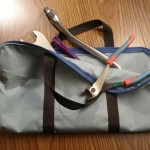I made this: Traveling Bicycle Mechanic Tool Bag