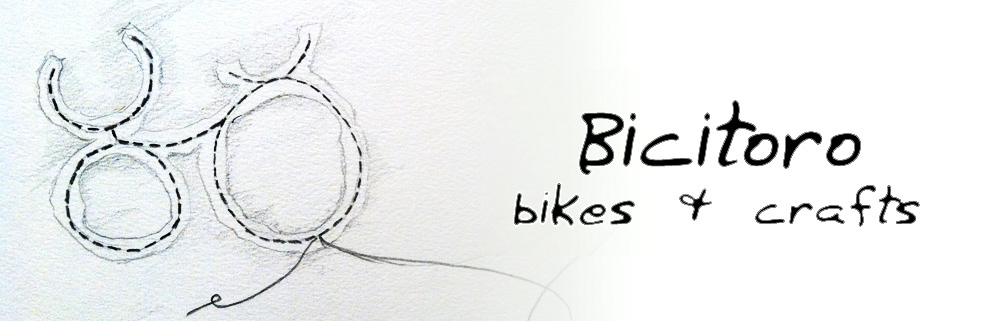 Bicitoro: bikes and crafts