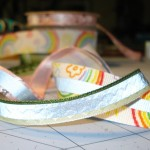 Tutorial: Make your own reflective ribbon trim
