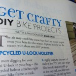 Bikes and crafts and Momentum Mag