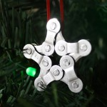 Guest post: Bike Chain Ornaments