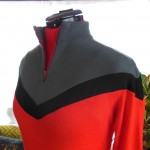 Custom merino wool cycling jersey