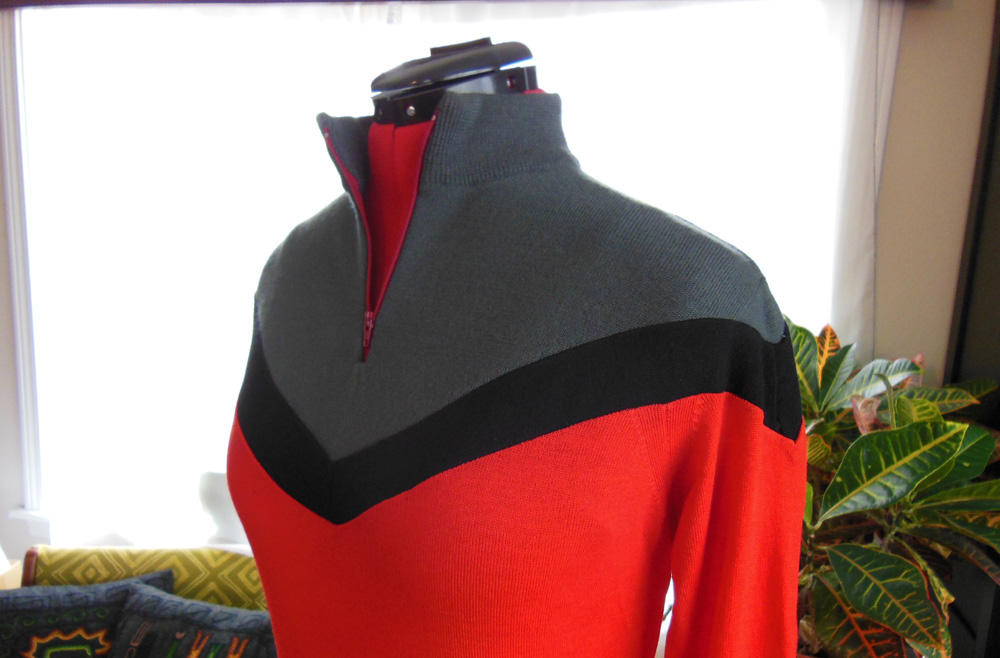 Custom merino wool cycling jersey