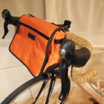 Tutorial: DIY handlebar bag (& craft demos at the Seattle Bike Expo)