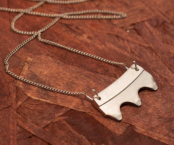 Chainring necklace | Fillettante