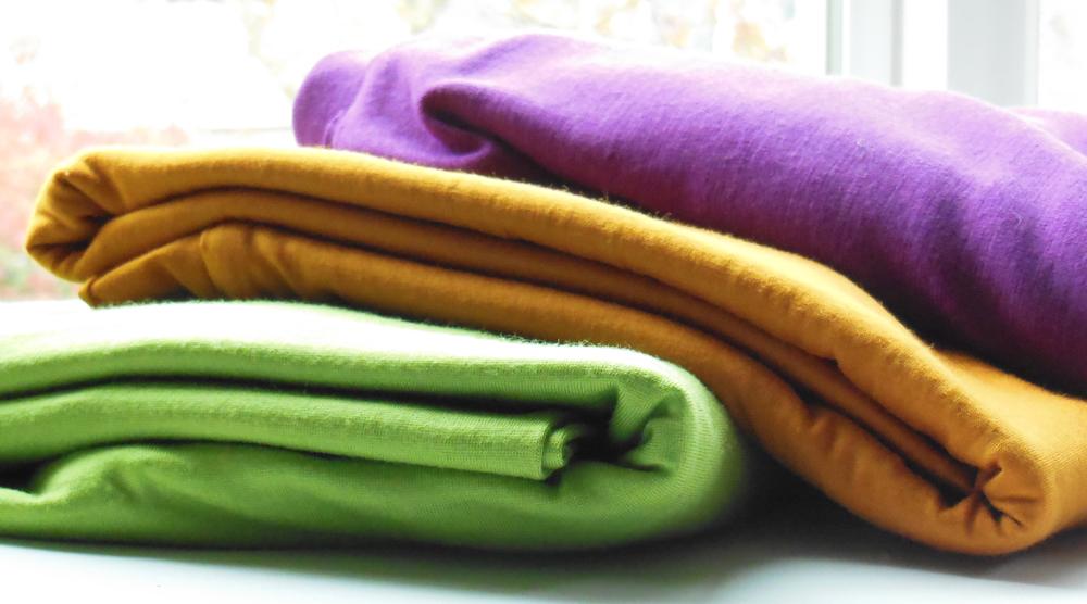 Merino wool jersey