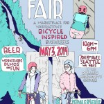 Pedaler's Fair crafty fun time