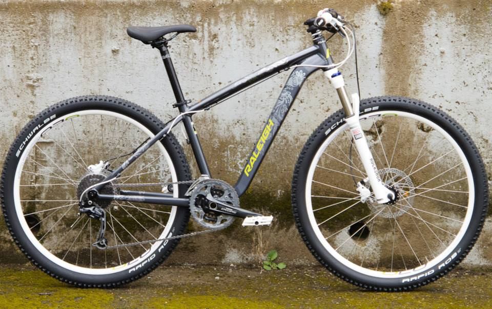 Raleigh Eva 26.5 hardtail